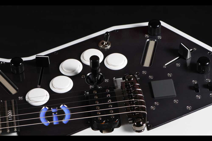 Controller Guitars 187 Visionary Instruments